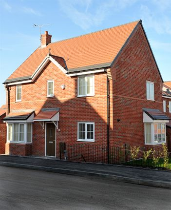 "Thumbnail Detached house for sale in ""The Clandon"" at Squires Gate Lane, Lytham St. Annes"