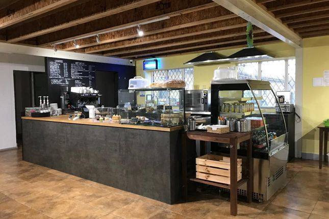 Thumbnail Restaurant/cafe for sale in Cafe, Eastmoor Business Park, Chesterfield