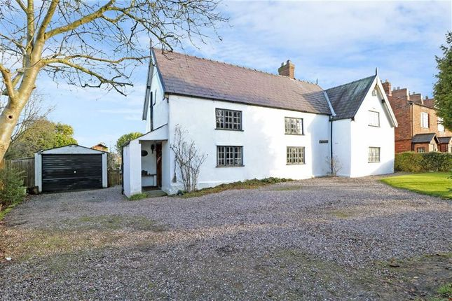 Thumbnail Cottage for sale in Swanlow Lane, Winsford, Cheshire