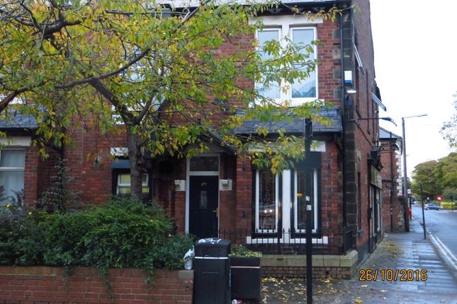 3 bed flat to rent in Croydon Road, Arthurs Hill, Newcastle Upon Tyne