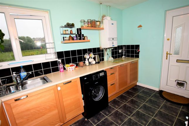 Kitchen of Maple Close, Barry CF62