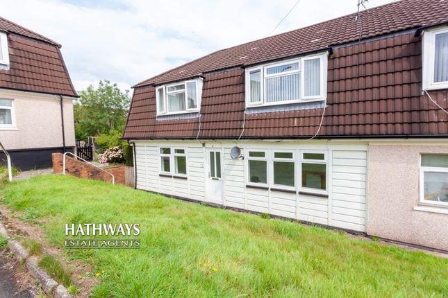 Thumbnail Flat for sale in Bellin Close, Caerleon, Newport