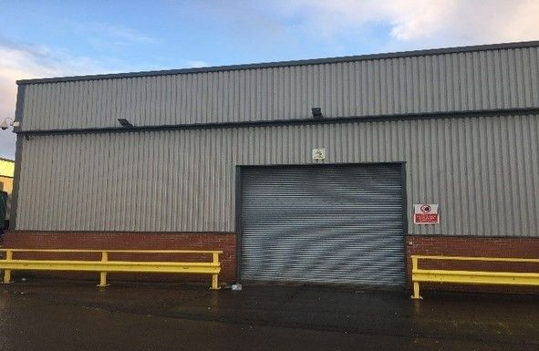 Thumbnail Warehouse to let in Bellway Industrial Estate, Whitley Road, Longbenton, Newcastle Upon Tyne