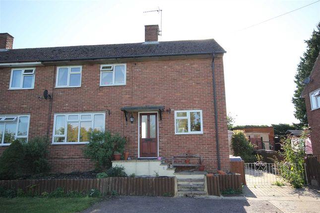 Thumbnail Semi-detached house for sale in Aveley Lane, Alpheton, Sudbury