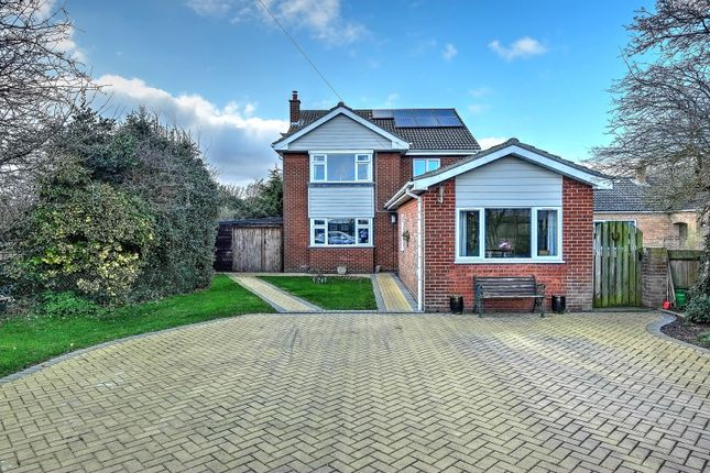 Thumbnail Detached house for sale in Green Lane, Kessingland