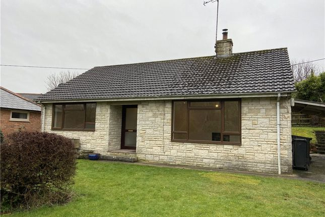 2 bed bungalow to rent in Kingcombe Road, Toller Porcorum, Dorchester, Dorset DT2