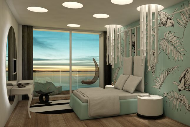 Thumbnail Block of flats for sale in Sun City Penthouse, Agia Thekla, Famagusta, Cyprus