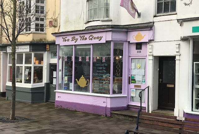 Restaurant/cafe for sale in Northumberland Place, Teignmouth