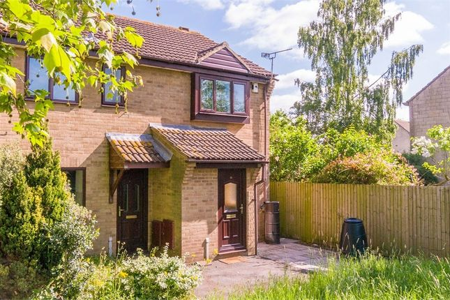 Thumbnail End terrace house to rent in Longs Drive, Yate, Bristol