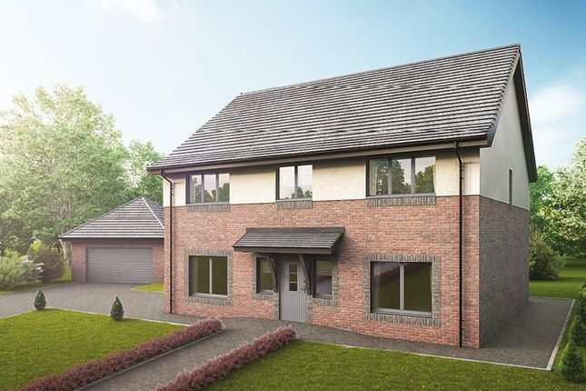 "Thumbnail Detached house for sale in ""The Lydney"" at Blinkbonny Road, Currie"