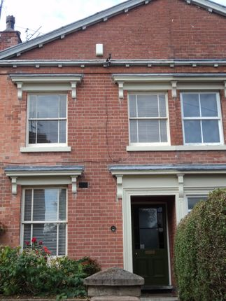 Thumbnail Terraced house to rent in Annesley Grove, Arboretum, Nottingham