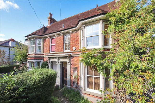 Thumbnail Semi-detached house for sale in High Street, Cranbrook, Kent