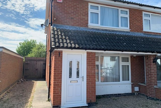 Semi-detached house to rent in The Meadows, East Goscote, Leicester