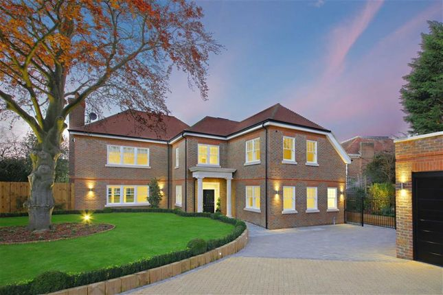 Thumbnail Detached house for sale in Hayden Close, Arkley, Hertfordshire