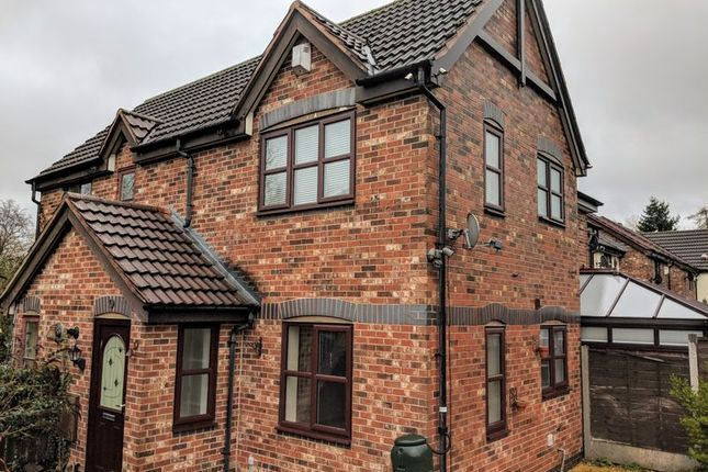 Thumbnail Semi-detached house for sale in Waterside Mews, Newport