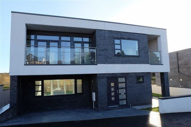 Thumbnail Detached house for sale in Romilly Park Road, Barry, Vale Of Glamorgan