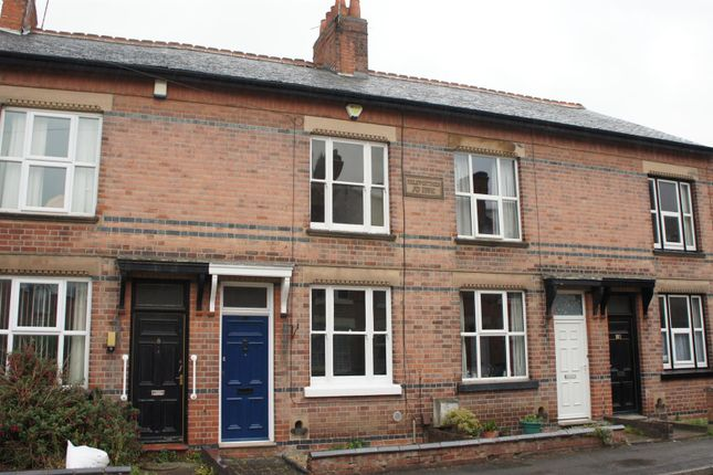 Thumbnail Terraced house for sale in Latimer Street, Anstey, Leicester