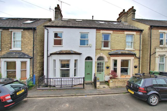 Thumbnail End terrace house to rent in Natal Road, Cambridge
