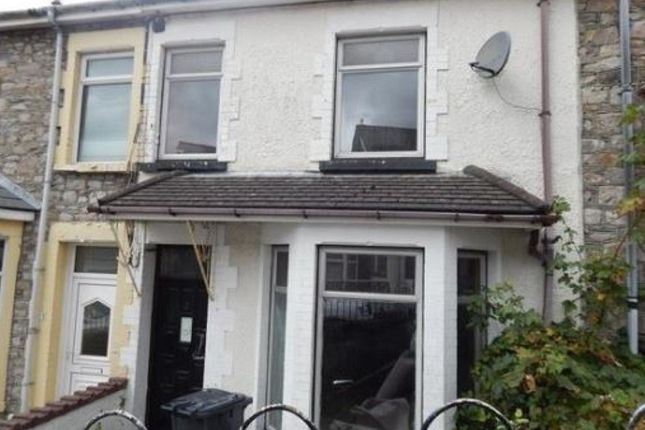 3 bed terraced house for sale in Portland Street, Abertillery, Gwent