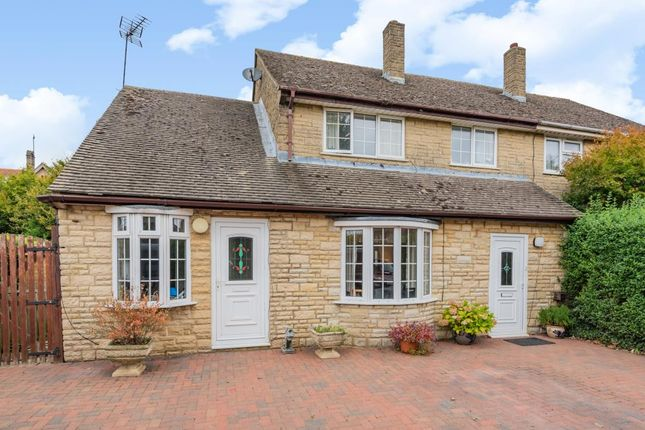 Thumbnail Semi-detached house for sale in Kingham, Oxfordshire