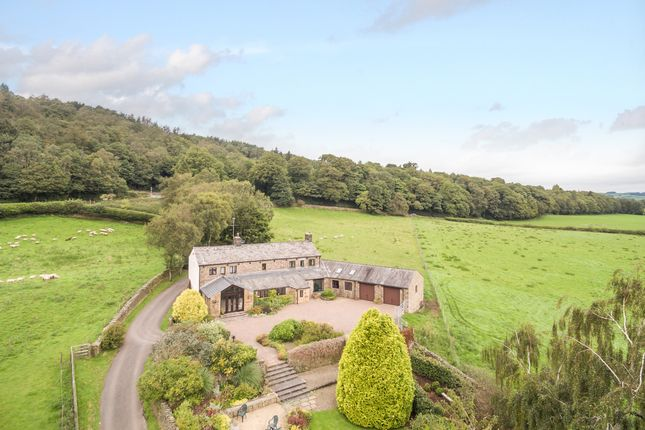 Thumbnail Detached house for sale in Heathercroft, Postern Gate Road, Quernmore, Lancaster