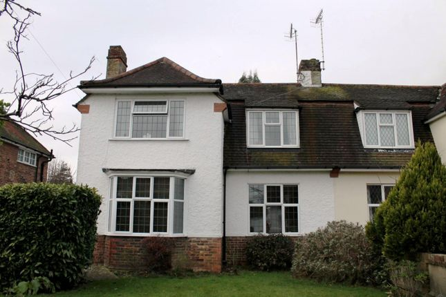 Thumbnail Semi-detached house to rent in Shirley Drive, Offington, Worthing