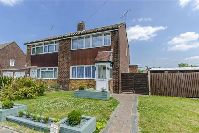 Thumbnail Semi-detached house to rent in Twyford Road, Eastleigh, Hampshire