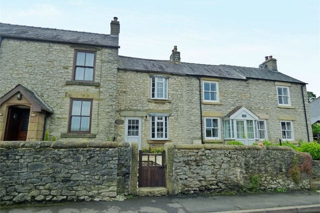 Thumbnail 2 bed cottage for sale in Sherwood Road, Tideswell, Buxton, Derbyshire