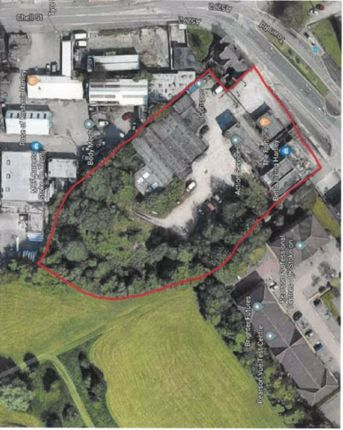 Thumbnail Land for sale in Hulton Street, Stoke-On-Trent, Staffordshire