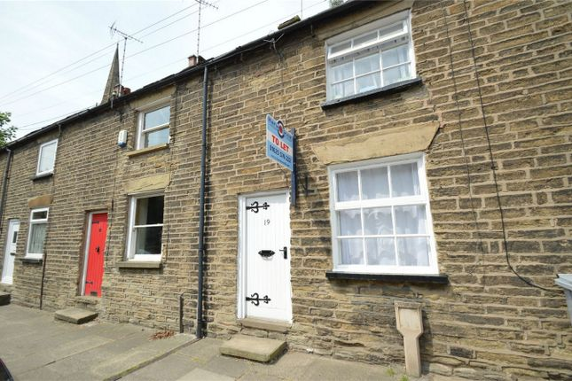 Thumbnail Cottage to rent in Wellington Road, Bollington, Macclesfield, Cheshire