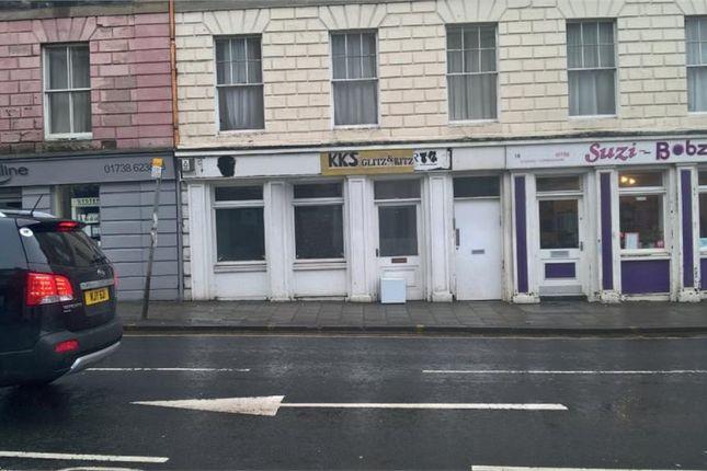 Thumbnail Retail premises for sale in 16 - 18 Charlotte Street, Perth