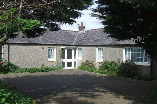 Thumbnail Detached bungalow for sale in Kirtlebridge, Lockerbie