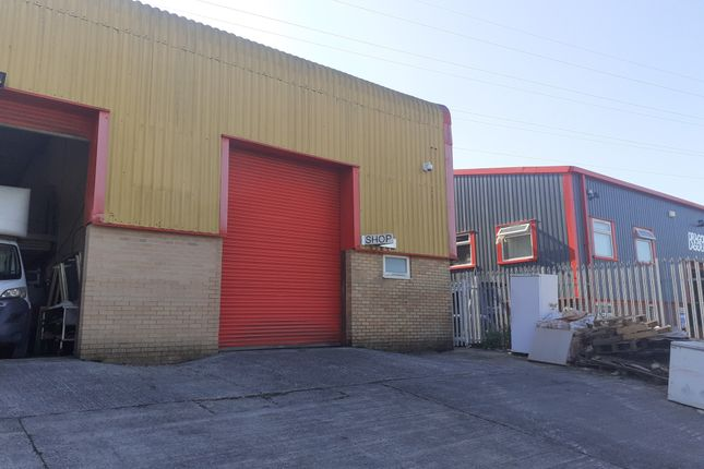 Unit 2, Heol Ffaldau, Brackla Industrial Estate, Bridgend CF31