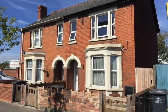 Thumbnail Semi-detached house to rent in Bristol Road, Gloucester