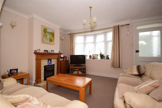 Thumbnail End terrace house for sale in Sewardstone Road, Chingford, London