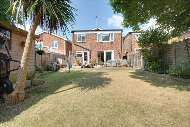 Thumbnail Detached house for sale in Colne Close, Worthing, West Sussex