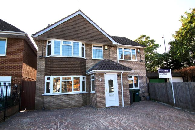 Thumbnail Detached house for sale in Dorly Close, Shepperton