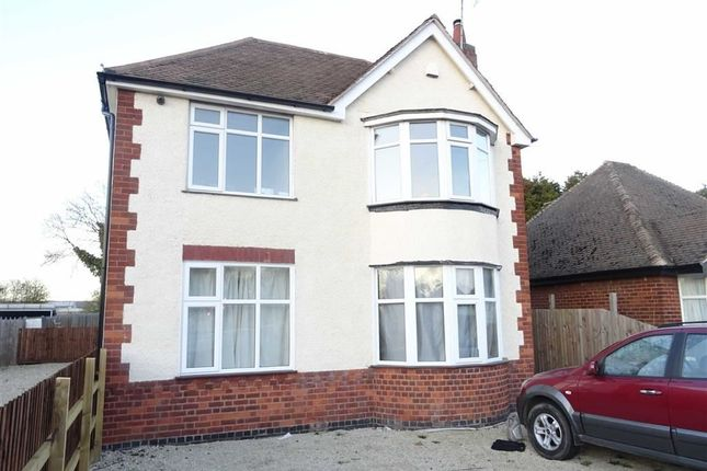 Thumbnail Detached house to rent in Coventry Road, Hinckley