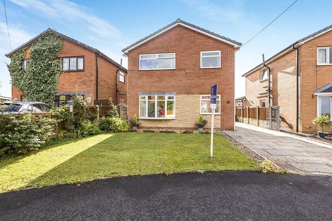Thumbnail Detached house for sale in Woodhall Crescent, Hoghton, Preston