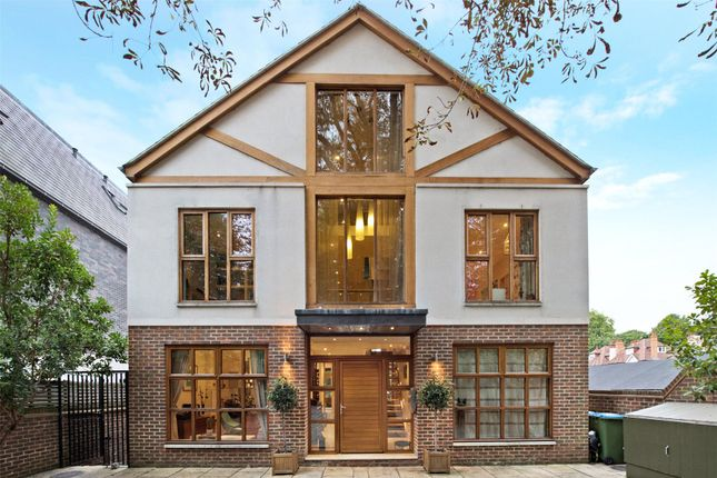 Thumbnail Detached house for sale in Kidbrooke Grove, Blackheath, London