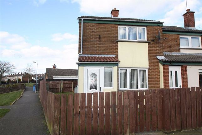 Thumbnail Terraced house to rent in Brookside Terrace, Ballynahinch