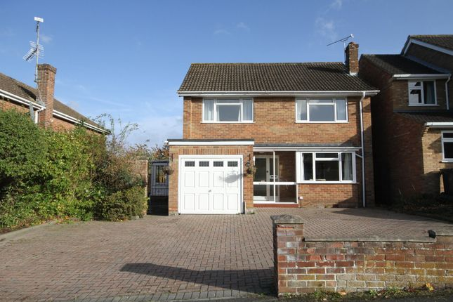 Thumbnail Detached house to rent in Sandringham Road, Swindon