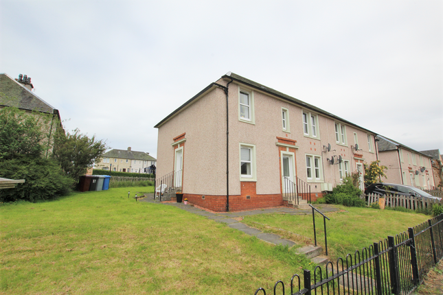 Thumbnail Flat for sale in Miller Street, Carluke
