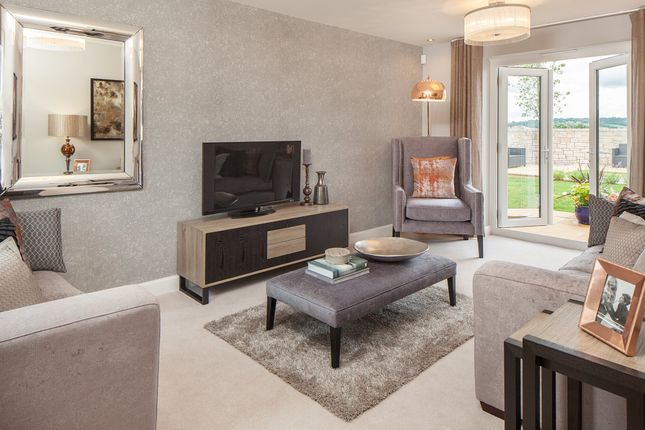 """Thumbnail Detached house for sale in """"Lincoln"""" at Bevans Lane, Pontrhydyrun, Cwmbran"""