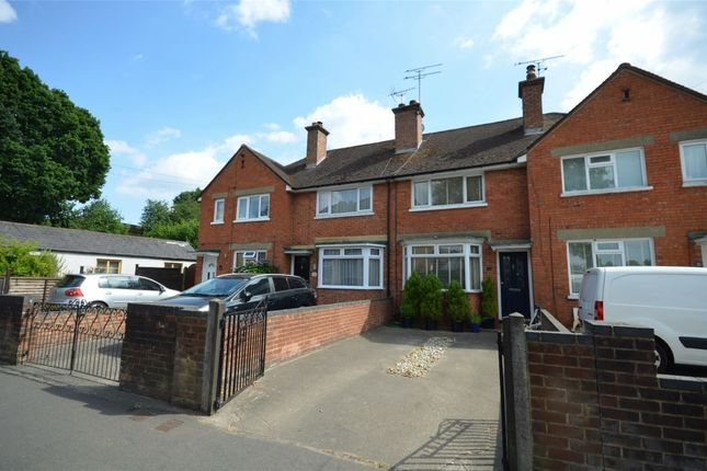 Thumbnail Terraced house for sale in Wharf Road, Frimley Green, Surrey