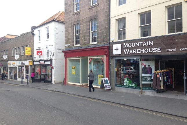 Thumbnail Retail premises to let in Sidey Court, Marygate, Berwick-Upon-Tweed