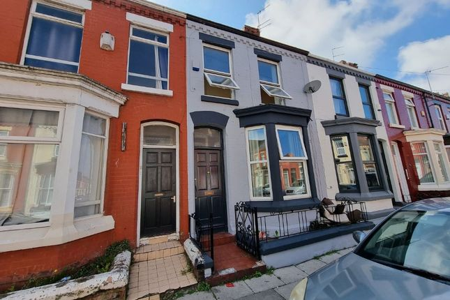 4 bed terraced house to rent in Hannan Road, Kensington, Liverpool L6