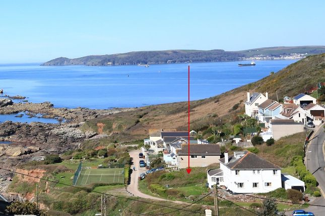 Thumbnail Land for sale in Beach Road, Heybrook Bay, Plymouth