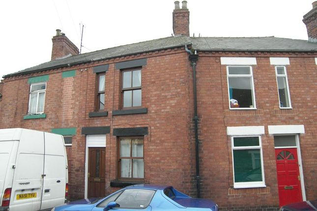 Thumbnail Terraced house to rent in Days Lane, Belper