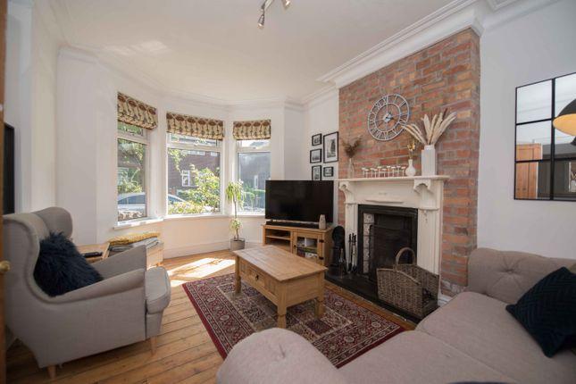 Thumbnail Semi-detached house for sale in Morley Avenue, Mapperley, Nottingham